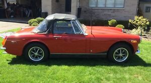 1973 MG Midget (Motivated to Sell, Make a Serious Offer)