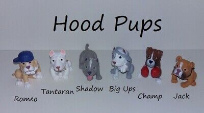Hey Homies complete set of 12  County Dog Pound 2 figures in vending display