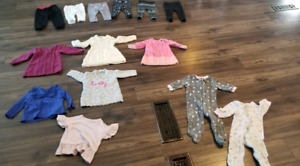6 to 12 month girl clothes