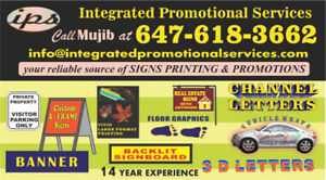 Signs Printing, Real Estate Signs, Lawn Signs,Labels