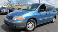 2001 Ford Windstar Fully Loaded highway KM Minivan, Van
