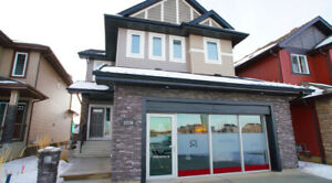 Brand New Stunning New Single Family Home w/double garage
