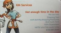 K N M cleaning,removel and gardening NEW!!!!