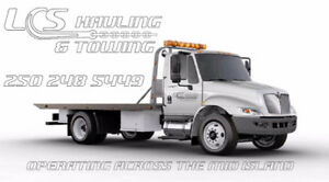Hauling and Towing Service