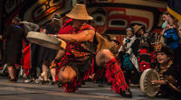 Coastal First Nations Dance Festival – February 28 – March 5