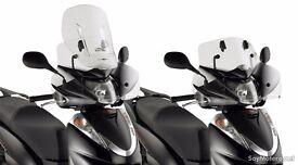 Honda Sh300 Givi Airflow screen