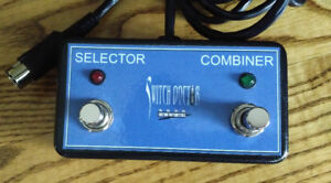 Automixer Footswitch for Peavey Mark III or IV Bass Head - Mint!