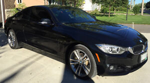 2014 BMW 4-Series 428i Sport X-Drive Coupe (2 door)