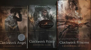 The infernal devices complete série