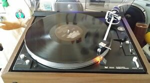 Dual 622 Turntable Home Stereo Record Player