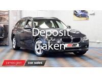 2012 62 BMW 3 SERIES 2.0 320D SE TOURING 5D AUTO 181 BHP DIESEL