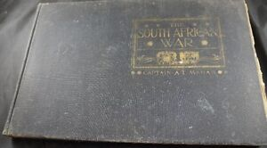 BOOK - THE SOUTH AFRICAN WAR by CAPTAIN MAHAN 1900