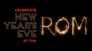 WANT single ticket for ROM New Year's Eve