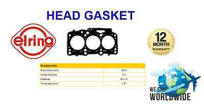 FOR AUDI A2 HATCHBACK 2000-2005 1.4i ELRING HEAD GASKET