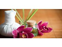 Thai massage contact by mobile to make a booking 07776473691 price £40 per hour