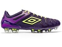 UMBRO UX-1 CONCEPT HG FOOTBALL BOOTS MOULDED STUD HARD GROUND RRP150