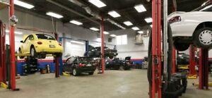Wanted: mechanic / automotive / auto repair shop / garage