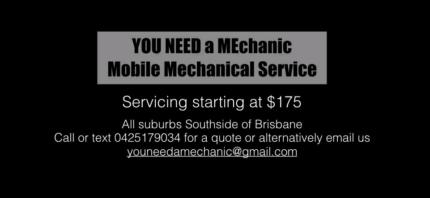 Mobile Mechanical Service