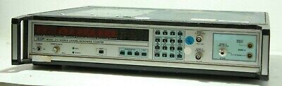 Eip 578 Source Locking Microwave Counter With Option 06