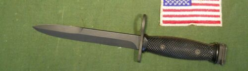 VGC Used M7 Imperial Knife War Production - Rounded Ricasso 1 of 161,800