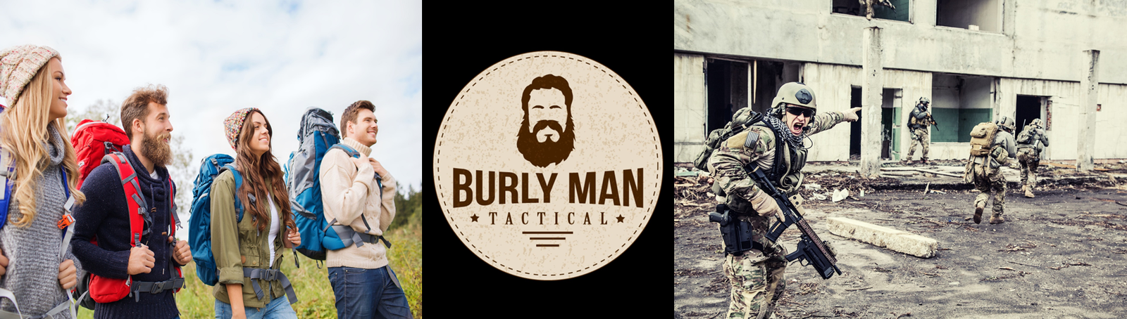 Burly Man Tactical Store