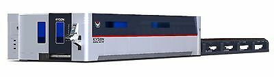 Best NEW NEW RMT - KYSON FIBER LASER 8' X 26'  DUAL TABLES 4 KW