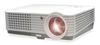 """NEW Pyle PRJD901 Widescreen LED Projector up to 140"""" W/ Speakers  Supports 1080p"""