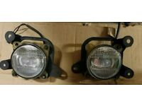 Ford focus mk1 spot lights