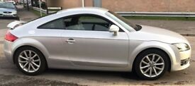 £8250 ono - Audi TT with low mileage in great condition