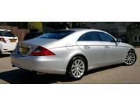 Mercedes CLS 320D sale or swap on BMW, RANGE ROVER, AUDI.