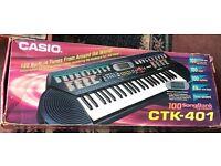 Casio - CTK-401 Keyboard