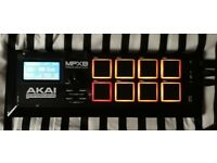 AKAI MPX8 SAMPLE PLAYER IMMACULATE