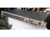 Studiomaster C3X Rackmount (1U) Mixer with FX