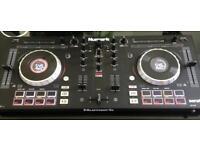 Numark Mixtrack Platinum & Serato Dj Pro