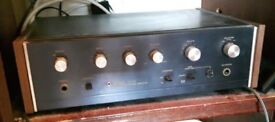 Sansui AU-101 Amplifier in excellent condition and working order
