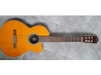 Epiphone SST Classic Chamber-bodied Nylon-strung guitar, with Shadow Ambience Pre Amp