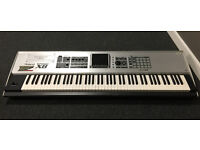 Roland Fantom X8 - Electric Piano Keyboard Synthesizer Workstation