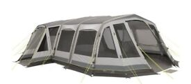 Outwell Vermont 7sa Inflatable tent plus extras