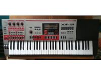 CASIO XW - G1 SYNTHESIZER (battery or mains power)