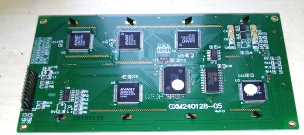1pc  GXM240128-05  LCD display replacement