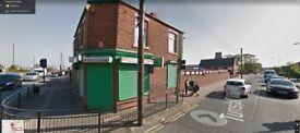 Shop to let Silksworth Sunderland