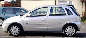 2006 Vauxhall Corsa Design A/C 1.4 Automatic LOW MILEAGE FSH Mot September 2017 excellent condition