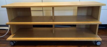 ikea benno tv stand current model very good condition north ryde ryde images frompo. Black Bedroom Furniture Sets. Home Design Ideas