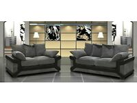 Sheldon 32 sofa set with free footstool