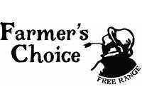 New Customer Representative Chichester/Bognor Area