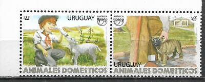 Uruguay 2018 Animales domesticos