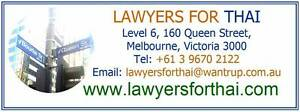 Legal: Lawyers For Thai is providing legal advice to Thai People. Melbourne CBD Melbourne City Preview