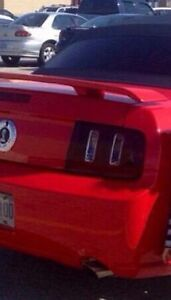 2005 2006 2007 2008 2009  Ford Mustang Tinted Tail Lights