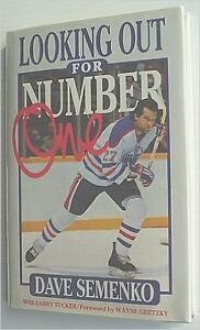 Dave Semenko - Looking out for #1 *NHL *Oilers