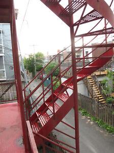 $1010 / 2ch - Superbe 51/2 restauré Villeray Metro Jarry